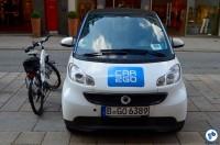 Alemanha - Hamburgo13 - Carro compartilhado - Foto Raquel Jorge