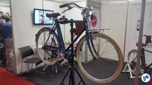 Vela, bicicleta elétrica nacional. Foto: Willian Cruz