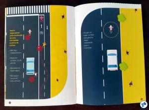 Com recomendações de segurança e de conduta no trânsito, cartilha será disponibilizada online. Foto: Willian Cruz