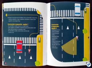 Cartilha dá dicas valiosas para situações comuns no deslocamento de quem utiliza a bicicleta. Foto: Willian Cruz
