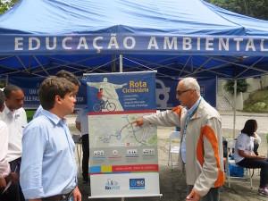O subsecretário de meio ambiente, Altamirando Moraes. Foto: Fabio Nazareth