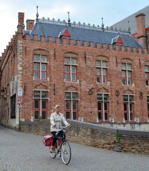 Em Brugge. Foto: Raquel Jorge