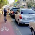 Mobilidade de quem caminha e pedala é o foco da iniciativa. Foto: Willian Cruz