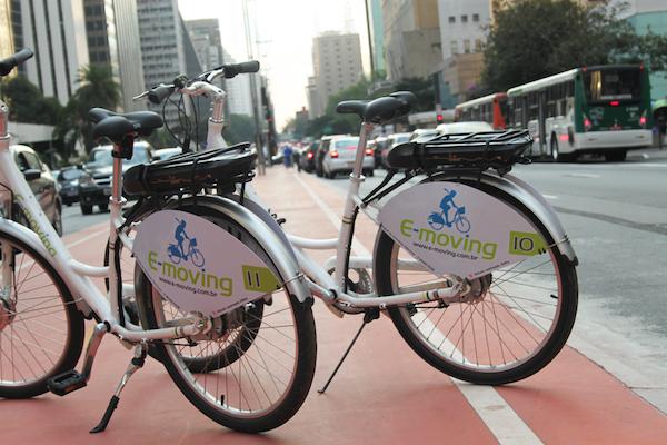 Bicicletas elétricas já podem ser usadas em ciclovias. Imagem: Divulgação