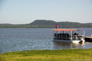 Lago Ypacaraí. Foto: Pedro Sibahi