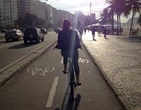 Ciclovia no Rio de Janeiro. Foto: Transporte Ativo