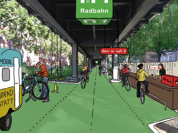 Imagem: Radbahn Berlin