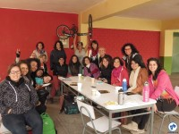Presença masculina na organização e condução do  Fórum foi quase exclusiva. Mulheres brasileiras se reuniram para discutir representatividade. Foto: Fabio Nazareth
