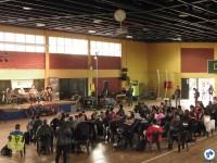 Público assiste à apresentação de Chris Carlsson. Foto: Fabio Nazareth