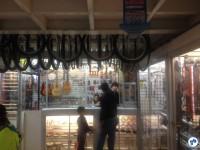 Uma loja que une música e bicicleta. Foto: Fabio Nazareth