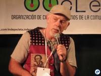 O ativista Chris Carlsson, um dos fundadores da Critical Mass. Foto: Fabio Nazareth