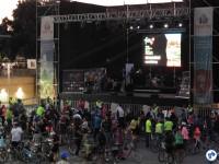 Evento em Maipú. Foto: Fabio Nazareth