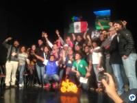 Delegação do México. Foto: Fabio Nazareth