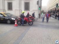 Rua no mesmo nível da calçada. Foto: Fabio Nazareth