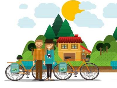 ate onde deu pra ir de bicicleta guia de hospedagem cicloturismo home
