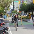 Ciclovia em Vancouver, no Canadá. Foto: Paul Krueger/CC BY 2.0