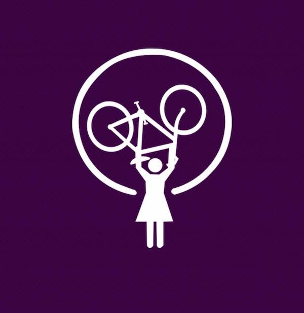 Ciclofeministas cearenses participarão do Bicicultura com três atividades. Imagem: Ciclanas