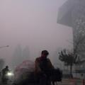 O opaco céu de Pequim. Foto: Steven Zhang/CC BY 2.0