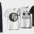 A camiseta London (ao centro) foi a mais desejada pelos participantes.