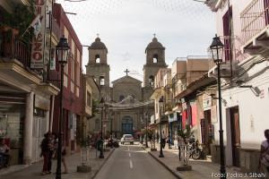 Centro de Tarija. Foto: Pedro Sibahi