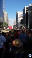 Festa junina aniversario Ciclovia Paulista 021 - Foto Willian Cruz