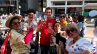 Festa junina aniversario Ciclovia Paulista 028 - Foto Willian Cruz