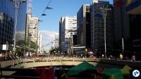 Festa junina aniversario Ciclovia Paulista 036 - Foto Willian Cruz