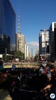 Festa junina aniversario Ciclovia Paulista 049 - Foto Willian Cruz