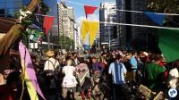 Festa junina aniversario Ciclovia Paulista 074 - Foto Willian Cruz