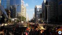 Festa junina aniversario Ciclovia Paulista 077 - Foto Willian Cruz