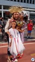 Festa junina aniversario Ciclovia Paulista 116 - Foto Willian Cruz