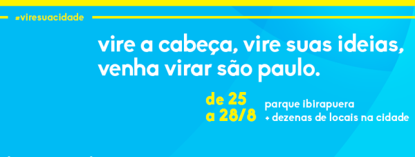 #VireSuaCidade #VireDeBike