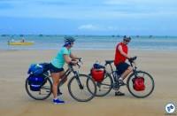 Cicloturismo de Alagoas ate a Bahia 014 - Foto Raquel Jorge