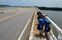 Cicloturismo de Alagoas ate a Bahia 023 - Foto Raquel Jorge
