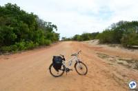 Cicloturismo de Alagoas ate a Bahia 030 - Foto Raquel Jorge