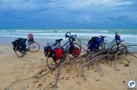 Cicloturismo de Alagoas ate a Bahia 039 - Foto Raquel Jorge