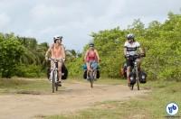 Cicloturismo de Alagoas ate a Bahia 042 - Foto Raquel Jorge