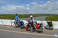 Cicloturismo de Alagoas ate a Bahia 043 - Foto Raquel Jorge
