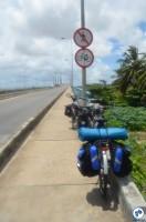Cicloturismo de Alagoas ate a Bahia 045 - Foto Raquel Jorge
