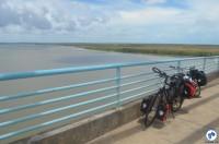 Cicloturismo de Alagoas ate a Bahia 046 - Foto Raquel Jorge