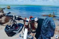 Cicloturismo de Alagoas ate a Bahia 054 - Foto Raquel Jorge
