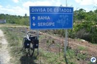 Cicloturismo de Alagoas ate a Bahia 057 - Foto Raquel Jorge