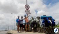 Cicloturismo de Alagoas ate a Bahia 060 - Foto Raquel Jorge