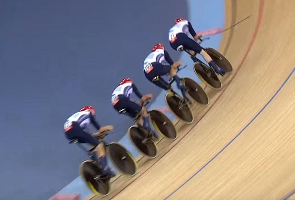 f18ad359a Como funcionam as provas de ciclismo de pista nas Olimpíadas do Rio 2016
