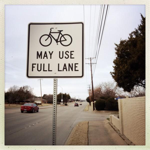 Placa em Richardson, Texas (EUA) . Foto: Dickdavid (cc)