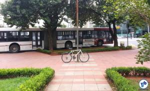 Objetivo da medida é ajudar a desafogar o transporte público e reduzir o uso do automóvel. Foto: Willian Cruz