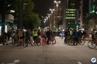 2016-10-28 Bicicletada Pedestrada #Vaiterciclovia Nenhum cm a menos Nenhum km-h a mais - 15 - Foto Fabio Miyata