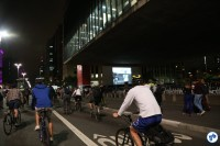 2016-10-28 Bicicletada Pedestrada #Vaiterciclovia Nenhum cm a menos Nenhum km-h a mais - 32 - Foto Fabio Miyata