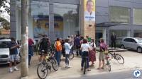 Joao Doria pedalada ciclistas outubro 2016 - 017 - Foto Willian Cruz