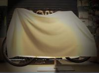 A bicicleta será produzida sob medida para o ganhador do concurso!